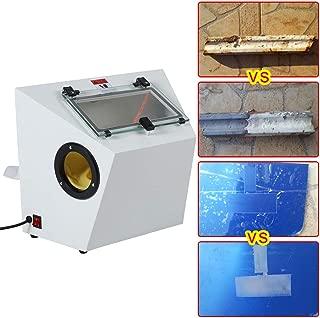 Sand Blasting Machine, Jewelry Small Sandblasting Machine, for Rust Removal Polishing Jewelry Sandblasting Metal Glass(1)