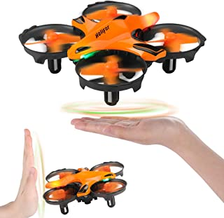 HELIFAR H803 Mini Drone RC Nano Quadcopter Best Drone for Kids & Beginners RC Quadcopter with Infrared Obstacle Avoid, Throw to Fly, Altitude Hold, Toys for Boys & Girls