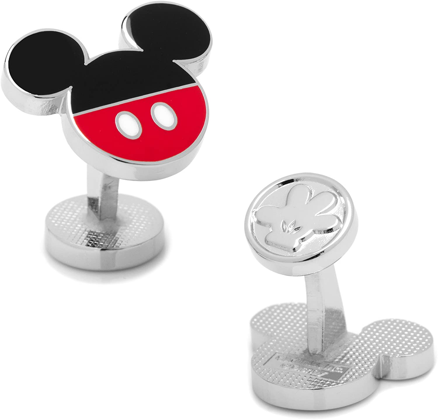 Disney Mickey Mouse Pants Cufflinks, Officially Licensed