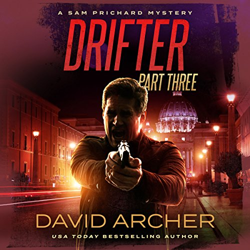 Drifter, Part Three audiobook cover art