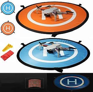 iMusk 55cm Drohne und Quadcopter-Landeplatz, RC-Flugzeug-Softstartmatte Oberfläche aus..