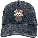 'N/A' Unisex adulto Platypus lindo lavado denim algodón deporte al aire libre gorra de béisbol ajustable un...
