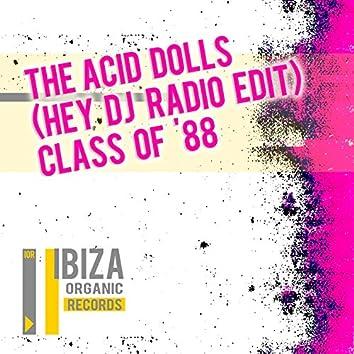The Acid Dolls (Hey DJ Radio Edit)