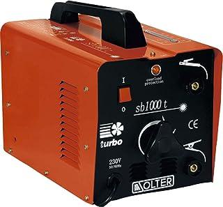 Solter 01053 Transformador de soldadura SB 1000T, 5 W, 240 V