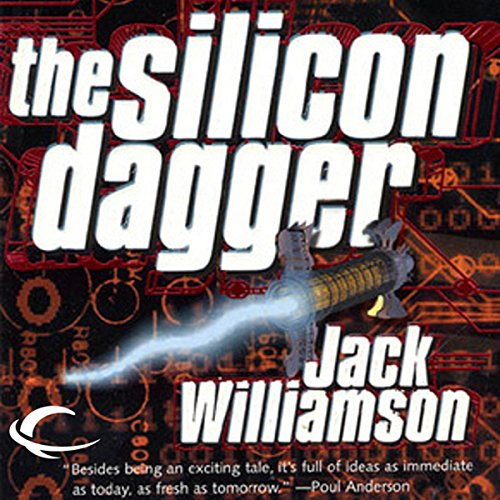 The Silicon Dagger audiobook cover art
