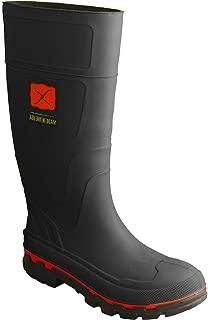 Men's Rubber Boot Steel Toe