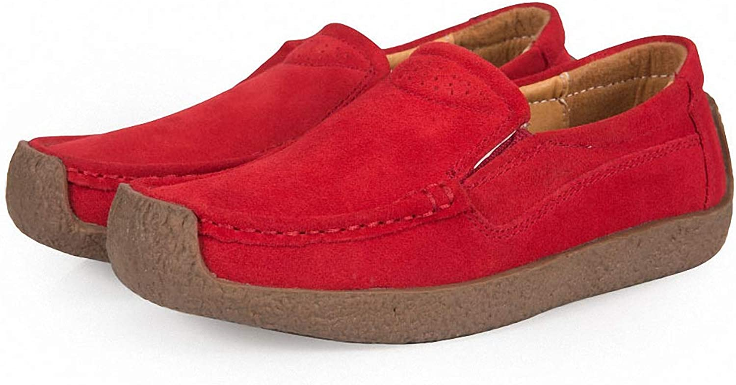 Kyle Walsh Pa Women Classic Flats Slip On Loafers Boat shoes Driver Moccasins