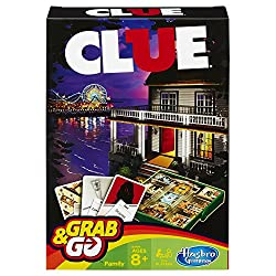 Travel Clue game
