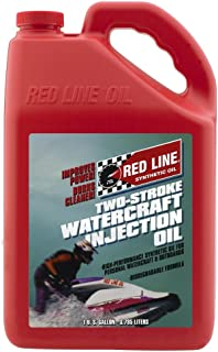 Red Line 40705 Two-Stroke Watercraft Injection Oil - 1 Gallon Jug