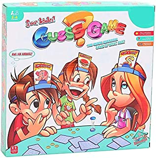 Best Family Board Guess Games for Teens Kids and Adults Families 3 and Up