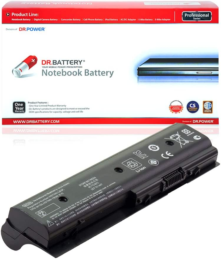 Computers & Accessories Batteries gaixample.org 11.1V/6600mAh/71Wh ...
