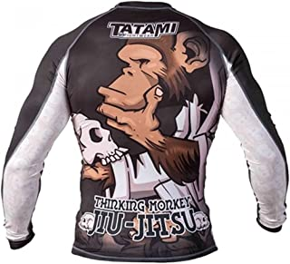 tatami monkey rash guard