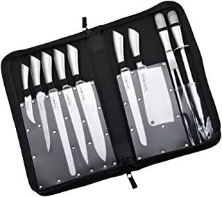 Set 10 pieces BARBECUE knives Royalty Line housing