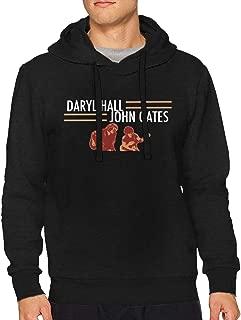 Man Daryl Hall John Oates Sweater Casual Style Drawstring Hooded