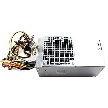 Genuine OEM Switching Power Supply Unit PSU For DELL Vostro 200s 220s 230s 260s 400s Slim DT fY9H3 375CN 6MVJH 76VCK 7GC81 CYY97 PS-5251-08D Slim Desktop Form Factor