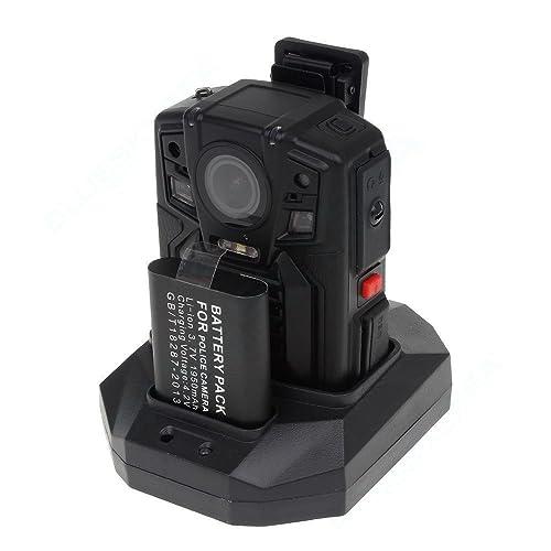 f02fc9ecfbe BOBLOV Ambarella A7L50 Built-in 32G Security Body Worn Camera 1296P HD DVR  Night Vision