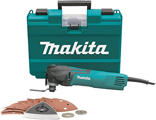 ✅Makita TM3010CX1 Multi-Tool Kit, Tool-Less Blade Change #Power & Hand Tools