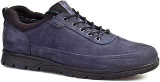 Cabani Light Taban Bağcıklı Günlük Erkek Ayakkabı Lacivert Nubuk