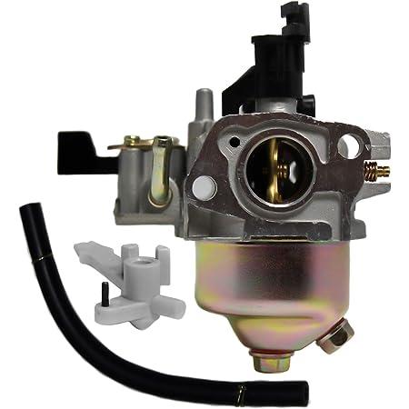 Nargut 16100-ZLO-W51 Carburateur avec Joints de Remplacement pour Honda GX140 GX160 GX168 GX200 5,5 ch 6,5 ch
