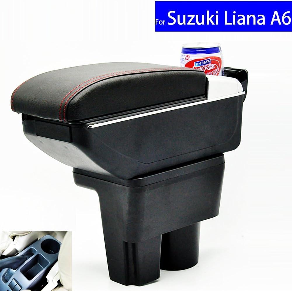 Szss Car Leder Autoteile Mittelkonsole Armlehne Box Auto Armlehnen Aufbewahrung Auto