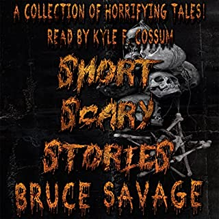 Short Scary Stories cover art