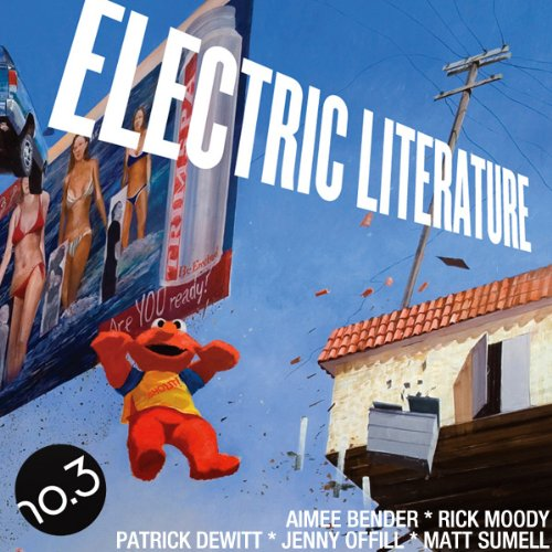 Electric Literature No. 3 audiobook cover art