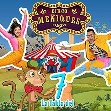La Tabla Del 7 Circo Meñiques