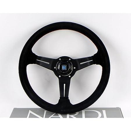 12.99 Inches .7505 Nardi Classic 330mm Wood Steering Wheel w//Polished Spokes and Hub Adapter for Teleflex Single Keyway Teleflex Part # 5061.33.3000