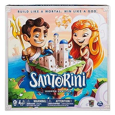 Jeu Santorini Multicolore
