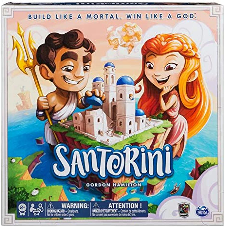 Spin Master 6040700 - Santorini, multiColoreeee