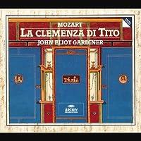 Mozart - La clemenza di Tito / Rolfe Johnson, Varady, von Otter, McNair, Robbin, Hauptmann, English Baroque Soloists, Gardiner (2001-11-01)