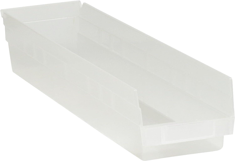 Poly Bag Guy Ranking TOP4 Plastic Shelf Bins 23 4