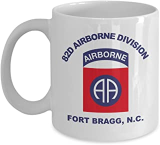 82D Airborne Coffee Mug