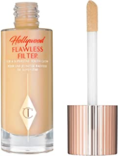 Charlotte Tilbury Hollywood Flawless Filter Face Foundation Primer & Highlight - 1 oz Full Size (Shade 7)