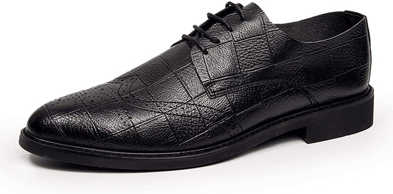 XZHFC Sommer England Business Kleid Schuhe Herren Freizeitschuhe Koreanische Herrenschuhe Atmungsaktive Herrenschuhe