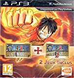 Namco Bandai Games One Piece: Pirate Warriors 1/2, PS3 Basic PlayStation 3 Inglese videogioco