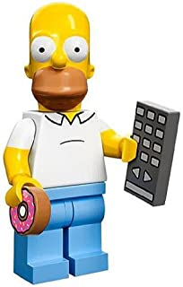 LEGO 71005 The Simpson Series Homer Simpson Character Minifigures