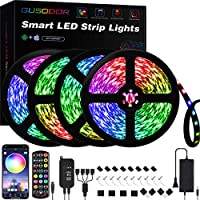 Gusodor 65.6 ft Led Strip Lights