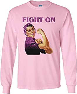 rosie the riveter pink ribbon