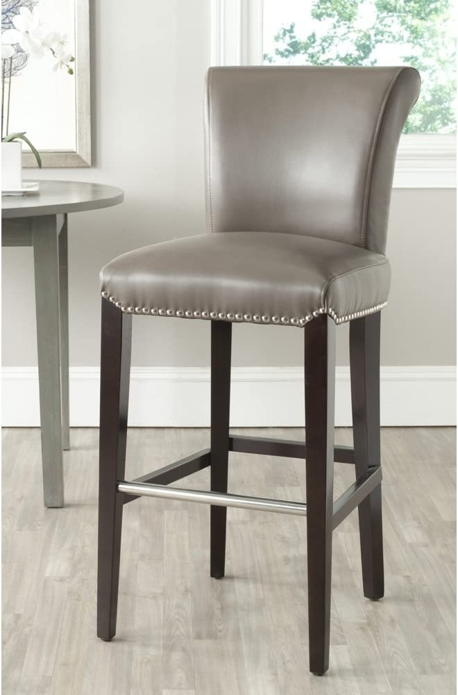 Safavieh Mercer Collection Max 41% OFF 30-inch Albuquerque Mall Seth Clay Leather Adjustable