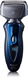Panasonic Arc4 Electric Razor for Men with Pop-Up Beard Trimmer, 4-Blade Foil Cutting System, Flexible Pivoting Head – Hypoallergenic, Wet/Dry Electric Shaver – ES8243AA