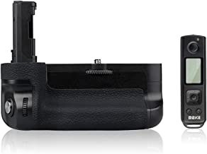 Meike MK-A7II PRO Battery Grip Compatible with Sony A7II A7RII A7SII Cameras