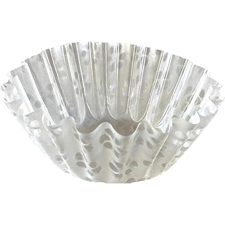 高級おかずカップ 【和紙の器】 オモテワシケース 雪白 小梅 Mサイズ 24枚