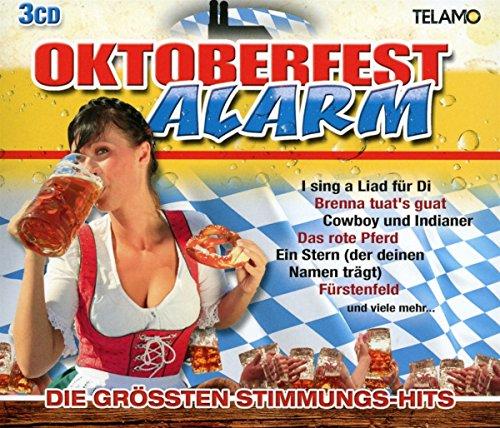 Oktoberfest Alarm-die Größten Stimmungs-Hits