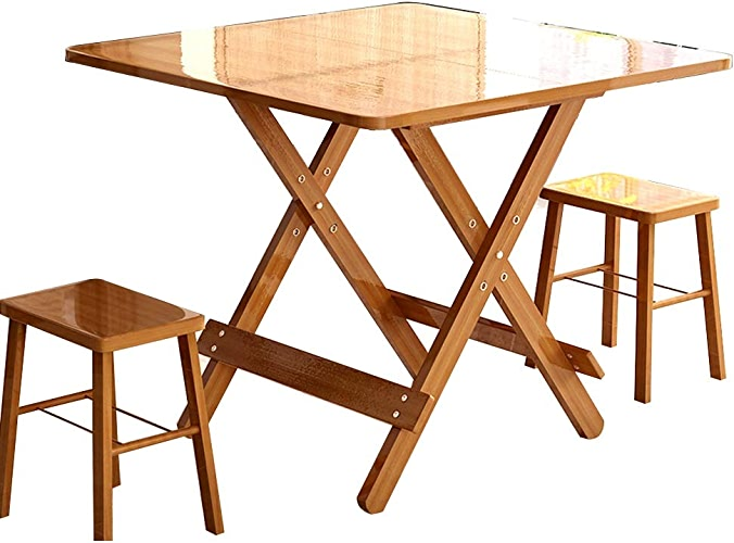 YH Pliante Table Ronde Table 70) Taille A, (Couleur A+ ...
