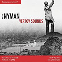 Nyman: Vertov Sounds by Michael Nyman Band (2010-11-16)