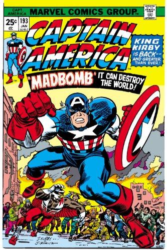 Captain America by Jack Kirby Omnibus (Marvel Omnibus)