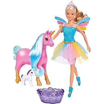 Barbie DHC38 Unicorno, Multicolore: Amazon.it: Giochi e