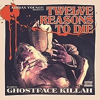 Twelve Reasons To Die by Ghostface Killah & Adrian Young (2013-04-15)