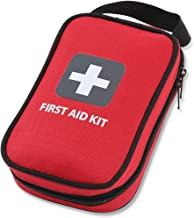 First Aid Kit – 100 Pieces – Bag. Packed with Hospital Grade Medical Supplies for Emergency and Survival situations. Ideal...